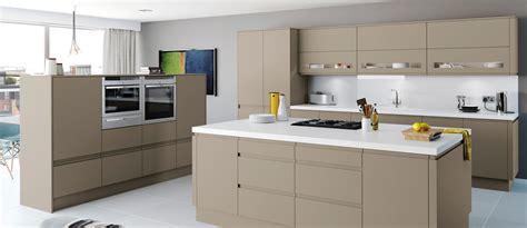 Best Selling House Plans Handleless Kitchen Doors Matt Amp High Gloss