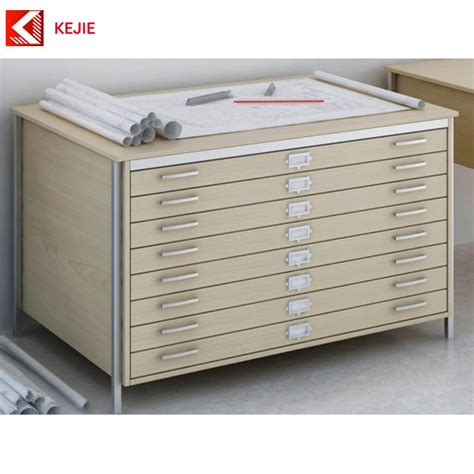 School And Hospital Used Steel Storage Map Paper Cabinet