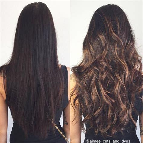 highlight colors for black hair 25 best white hair highlights ideas on heavy