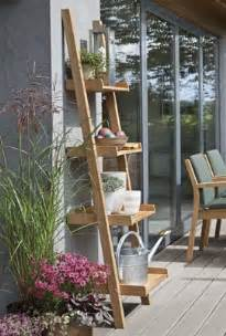 outdoor plant shelving 1000 ideas about garden shelves on picket