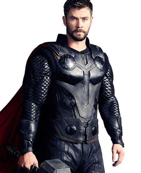 Discon Jaket Avenger Thor infinity war thor vest jackets