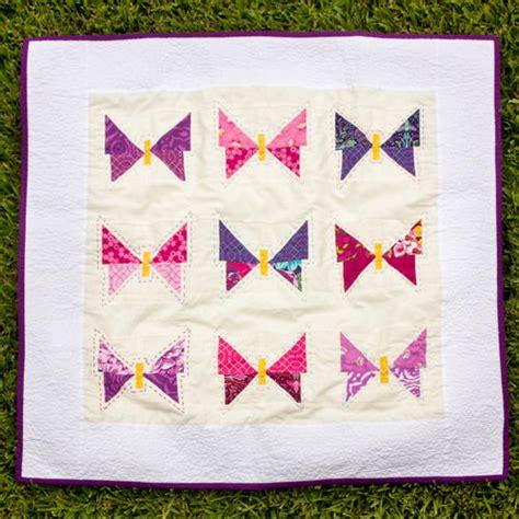 Butterflies Quilt by Butterflies Baby Quilt Favequilts