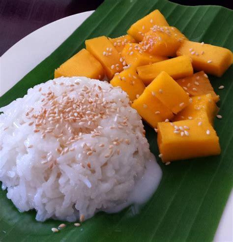 cara membuat manisan mangga manalagi cara membuat mango sticky rice
