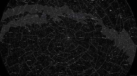 vj space star map pattern dark papersco