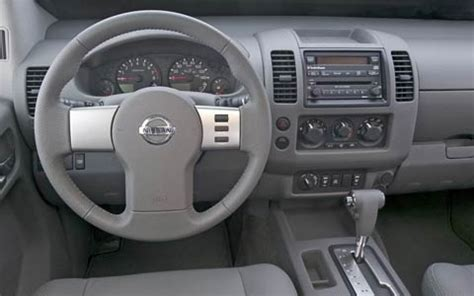 how cars engines work 2006 nissan frontier instrument cluster 2005 nissan frontier review intellichoice