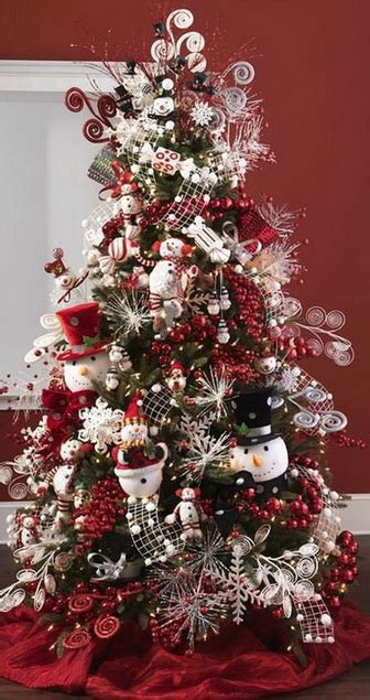 christmas tree decorating ideas 15 christmas 2015 tree