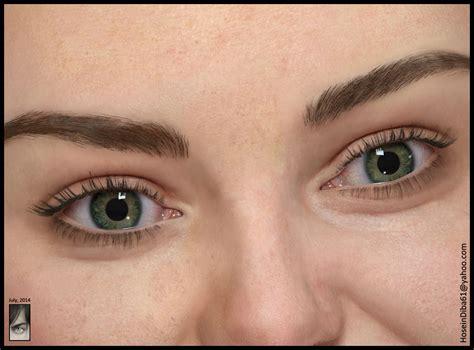 annasophia robb eyelashes 3d portrait of annasophia robb cgfeedback