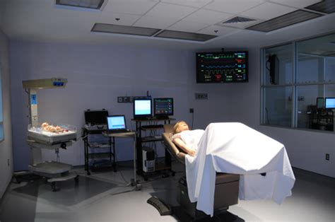 simulation room