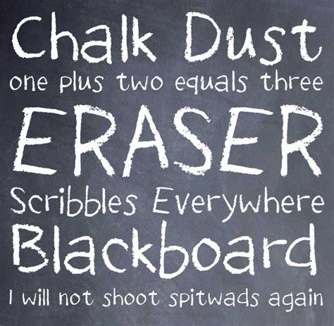chalk pattern font drawzing chalkboard and crayon font fonthead design fonts