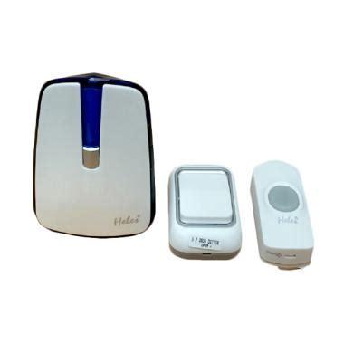Daftar Bell Rumah jual heles 068k2 bel rumah wireless 2 tombol