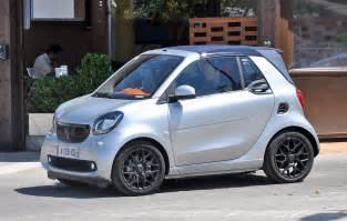 how much is a smart car new smart fortwo cabriolet 2015 comes a cropper new