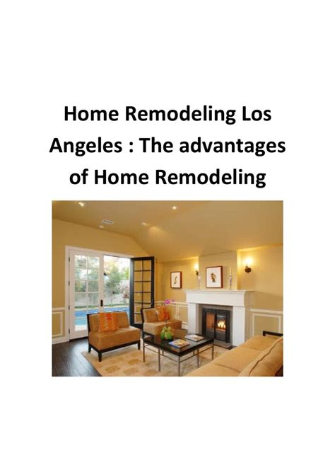 home remodeling in los angeles 28 images palatin home