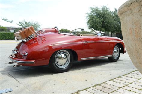convertible porsche 356 1957 porsche 356 speedster convertible coupe tops