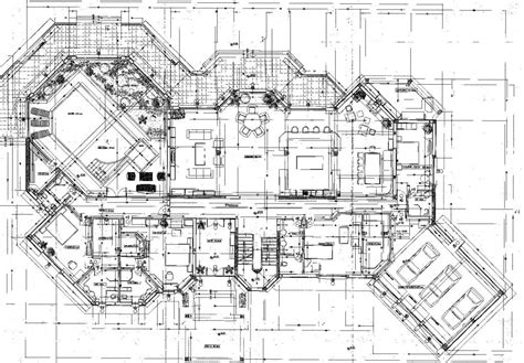 Floor Plans For A Mansion Luxury Home Plans European Castles Villa And Mansion Houses Luxamcc