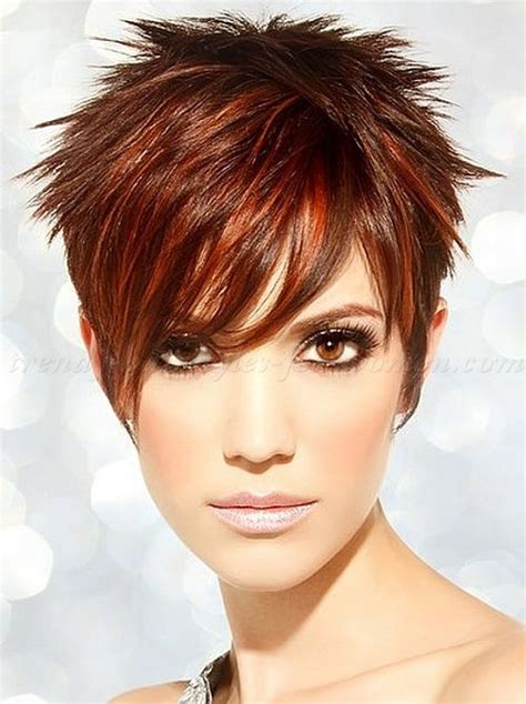 women over 50 funky hair color short hairstyles 2015 short haircut short spiky hair