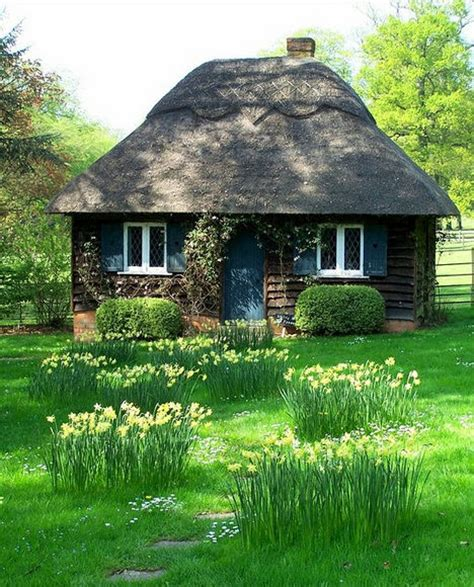 Above The Cottages by Fairytale Abodes 15 Tiny Storybook Cottages Webecoist