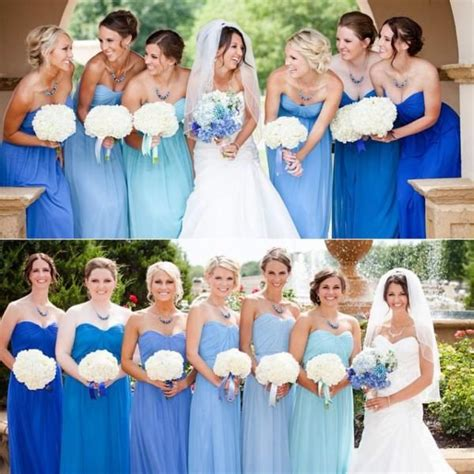 blue bridesmaid dress 342 best wedding images on wedding ideas