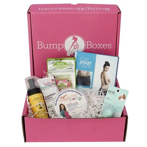 Gift Cards For Pregnant Moms - 1st trimester pregnancy gift box bump boxes bump boxes monthly subscription