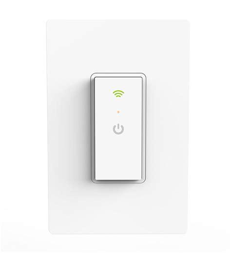 wifi fan control alexa ankuoo rec wifi light switch with alexa connected crib
