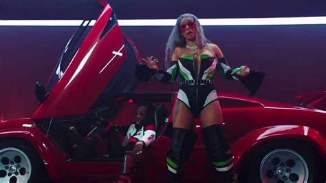 motorsport cardi b cardi b scores another chart topper with newly released