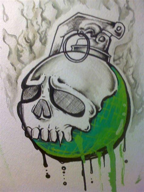 greenade  shadowgro graffiti drawing graffiti