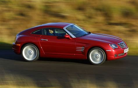 2003 chrysler crossfire chrysler crossfire coup 233 review 2003 2008 parkers