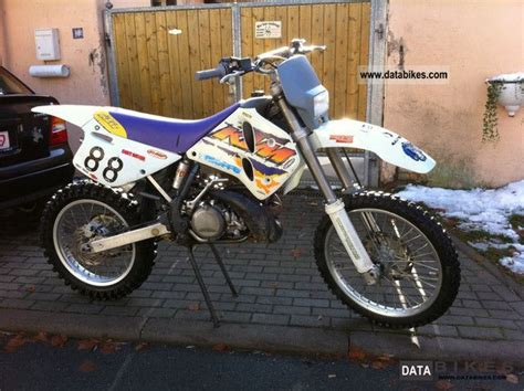 1997 Ktm 250 Exc Specs 1997 Ktm Egs 250 Exc 2takter Cheap Bike