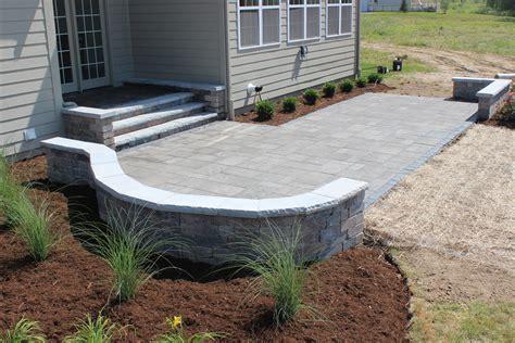 paver patios with retaining walls patio furniture paver patios with retaining walls patio furniture