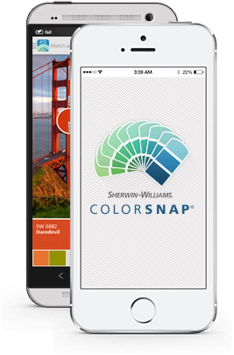 paint matching tool paint color matching app colorsnap 174 paint color app sherwin williams