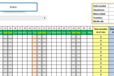 vacaciones de medio a 241 o 191 qu 233 hacemos con nuestros as calendario vacaciones plantillas excel plantillas word