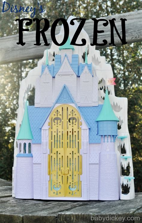 Balmut Frozen By Melvie Shop frozen the from disney castle play set baby dickey