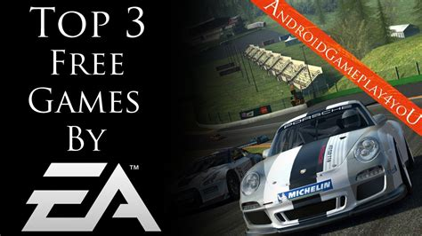 ea mobile top 3 best free android by ea mobile