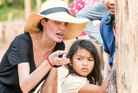 Angelina Jolie Quot First They Killed My Father Quot Press | angelina jolie on directing netflix film first they