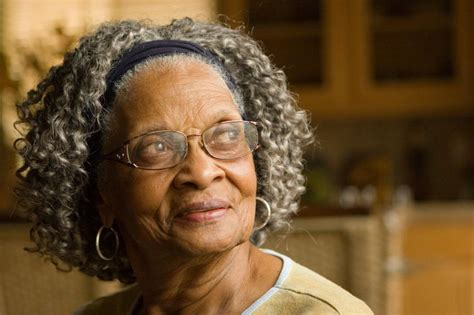 Black Hairstyles For Seniors by Elderly Hairstyle Pictures Slideshow