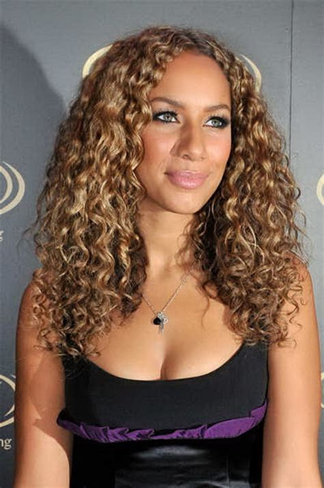 newest type perms curly perm hairstyles