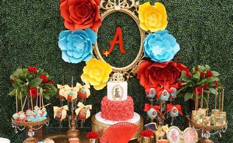 Elena of Avalor Themed Birthday Party   Pretty My Party