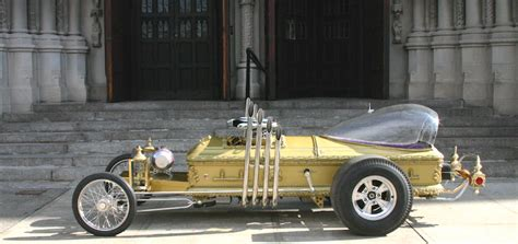 Where Is The Munsters Car Today by 11 Of The Spookiest Cars 10 Munster S Drag U La