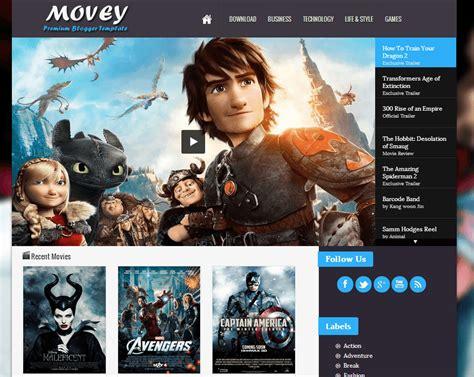 blogger movie themes movey responsive blogger template bthemez