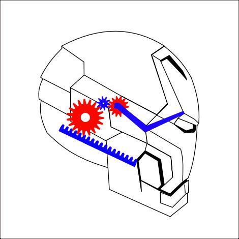 Kbc Vr Eye Helm White nike football vision helmet visor eyeshield silver mirror