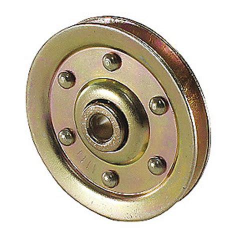 american garage door cable pulley 3 in pk2 5mvf4 sp300