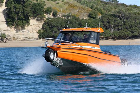 stabicraft boats stabicraft goes hibious with sealegs boatadvice
