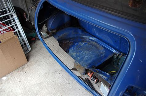 Classic Mini Boot Floor by 1275gt Its A Mini Adventure Page 2 Mini Saloons