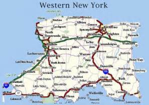 Western New York Map by Map Of Wny Related Keywords Amp Suggestions Map Of Wny