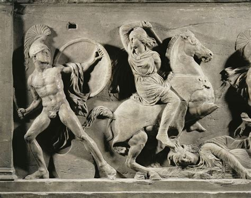 amazon mythology the real amazon warriors the new yorker