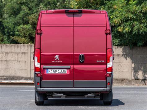peugeot van 2017 2017 peugeot boxer gets euro 6 compliant diesel engine