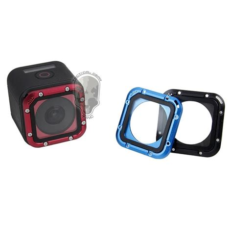 Tmc Aluminium Frame Gopro 4 Session tmc aluminium frame for gopro 4 session hr361