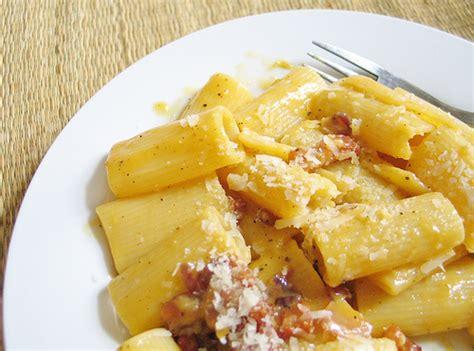 cucina romana pasta alla gricia i 5 piatti di pasta migliori di roma dissapore