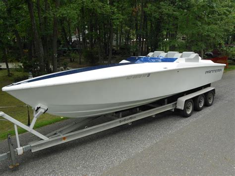 pantera boats for sale pantera 28 race 1986 for sale for 15 000 boats from usa