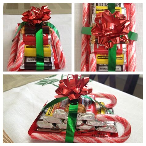 great idea for a little gift to coworkers idees