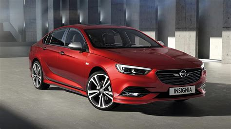 Opel Productions by Opel Begins Production Of 2017 Insignia Grand Sport